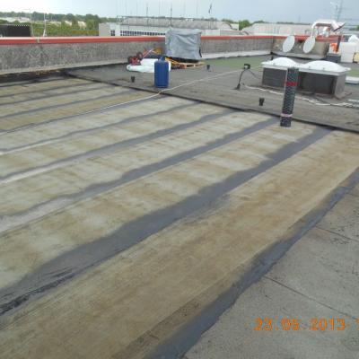 Fase 2 - Rimozione pacchetto esistente e realizzazione nuova barriera al vapore 1