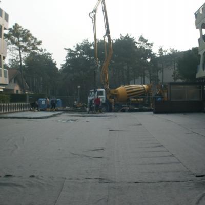 Fase 4 - Nuova pavimenatazione carrabile cementizia 1